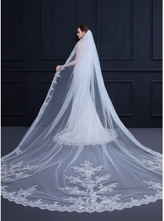 wedding dress lace and satin