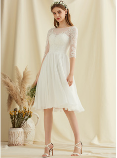 long white dress white