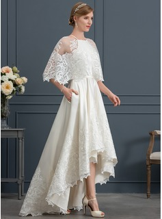Chiffon Lace Wedding Wrap