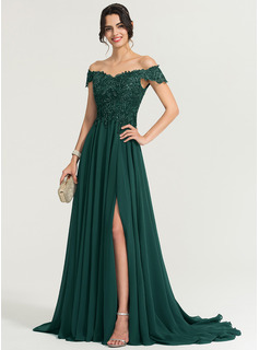 bohemian style long formal dresses