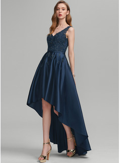 blue country dress
