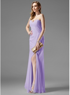 chiffon beach dress with sleeves