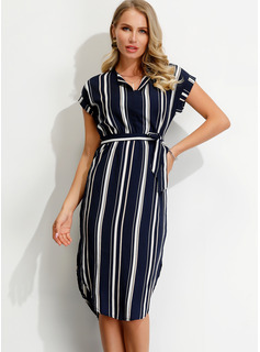 long cocktail dresses with sleeves
