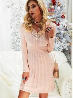 short lace bridesmaid dresses cheap