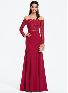 red long prom dresses 2020