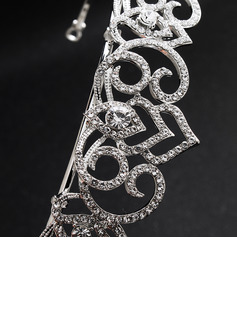Ladies Alloy Tiaras (Sold in single piece)
