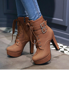 lace up dress boots
