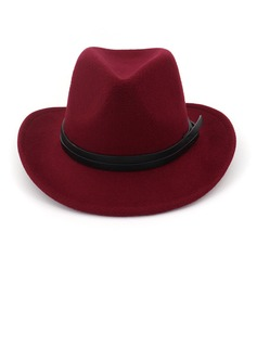 Unisex Unique Felt Fedora Hat
