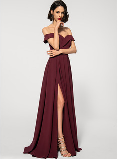 blue velvet long prom dresses