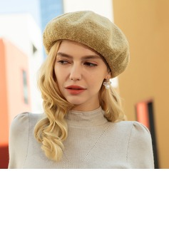 Ladies' Fashion/Elegant/Simple Wool Blend Beret Hat