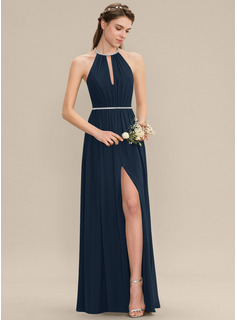 navy blue cocktail dress