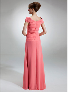 long bridesmaid dresses chiffon