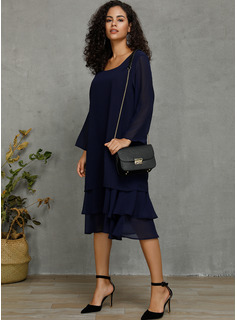 long lace dress casual