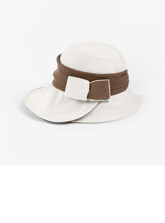 Ladies' Unique/Hottest Cotton With Bowknot Bucket Hats