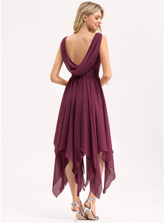 evening dresses for larger busts