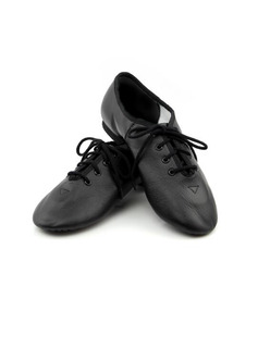 Women's Real Leather Jazz Dance Shoes