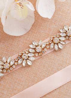 satin sashes for bridesmaid dresses
