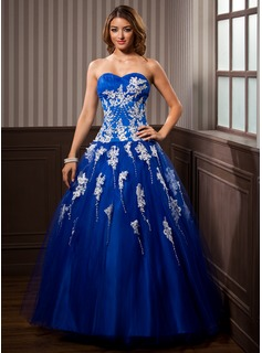 embellished prom dress with sleeves
