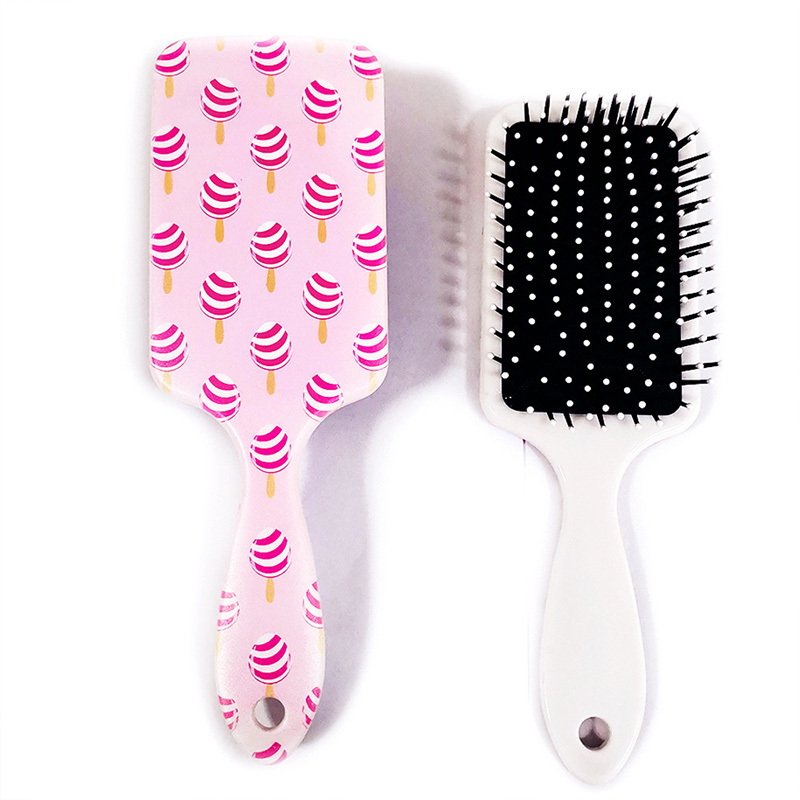 Cartoon ABS Hair Comb