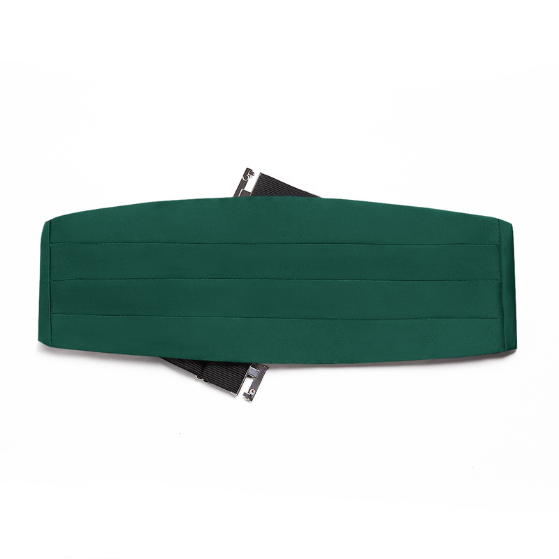JJ's House Satin Formal Cummerbund