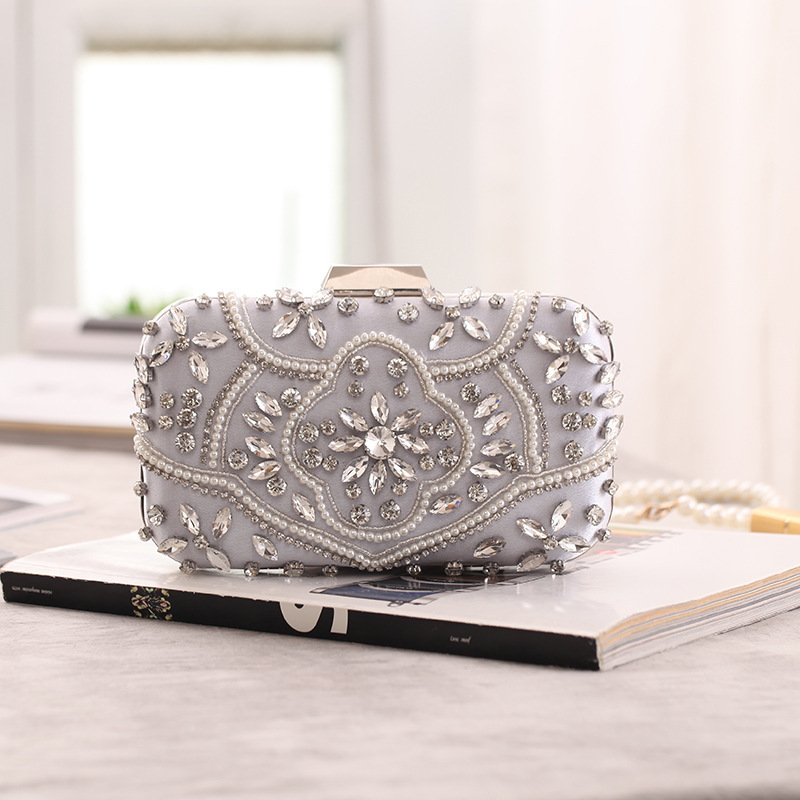 Elegant/Charming/Pretty Polyester Top Handle Bags/Bridal Purse/Evening Bags