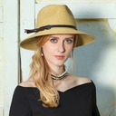 Ladies' Fashion/Special/Elegant Polyester Straw Hats/Beach/Sun Hats