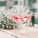 Glass Wine Cup (6 pieces)