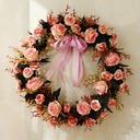 "Nice/Flower Design Pretty/""Beautiful Flower"" Silk Flower Artificial Flowers (Sold in a single piece)"