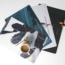 Modern/Contemporary Simple Elegant pp Placemat (Set of 2)