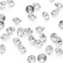 "1/3""(0.8cm) Kirkas Diamond Pieces (laukku of 300)"