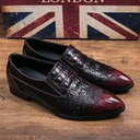 Men's Leatherette Penny Loafer Casual Dress Shoes Men's Loafers