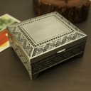 Personalized Flower Design Zinc Alloy Jewelry Holders
