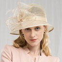 Ladies' Special/Romantic Polyester Fascinators/Tea Party Hats