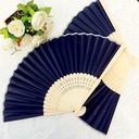 Vintage Style/Classic/Simple/Elegant Vintage Style Bamboo Hand fan (Sold in a single)