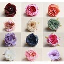 Beautiful Beautiful Silk Artificial Flowers (set of 50)