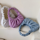 Lovely PU Top Handle Bags