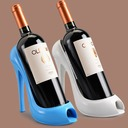 Creative High Heels Shape Resin Bottle Holder / Wine Rack