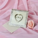 Heart Stil Top Fold Invitation Cards (Sett Av 50)