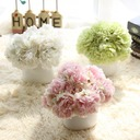 Pretty Silk Flower Artificial Flowers (Sold in a single piece)
