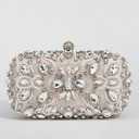 Delicate Polyester Clutches/Satchel/Bridal Purse/Evening Bags