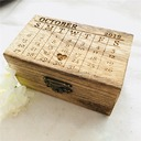 Chic/Classic Ring Box in Wood