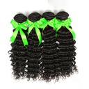 3A Curly Human Hair Human Hair Weave (Sold in a single piece)