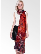 Floral Light Weight/fashion Cotton Scarf