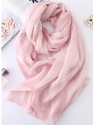 Floral Oversized/Shawls Polyester Scarf