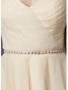Classic Alloy Belt With Rhinestones