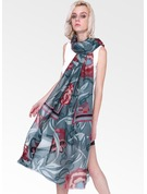 Floral/Retro/Vintage Light Weight/Oversized/attractive Cotton Scarf