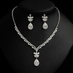 Beautiful Alloy Ladies' Jewelry Sets