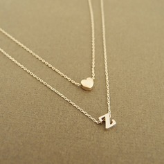 Unique Alloy Necklaces For Bride/For Bridesmaid