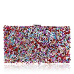 Gorgeous PU Clutches/Minaudiere