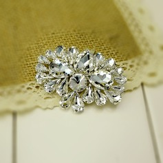 Rhinestone Crystal Buckles Accessories (107066607)